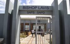 Bishop Lavis Police Station. Picture: EWN