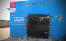 Looted and vandalised shop in Katlehong. Picture Kgothatso Mogale/EWN.