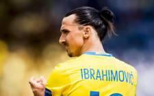 FILE: Sweden's captain Zlatan Ibrahimovic. Picture: Facebook.