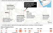 Inside the Mecca hajj tragedy