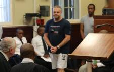 FILE. Radovan Krejcir appears in court as he is formally charged. Picture: Kgothatso Mogale/EWN