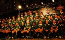 The Springboks play their first Rugby Championship game on Saturday