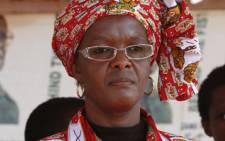 Zimbabwean first lady Grace Mugabe. Picture: Taurai Maduna/Eyewitness News