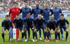 France soccer team in the Euro 2012 tournament. Picture: News.Yahoo.com
