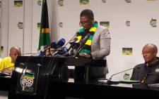 Gauteng ANC deputy chairperson Panyaza Lesufi. Picture: @GautengANC/Twitter