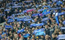 FC Porto supporters at a match. Picture: @FCPorto/Twitter.