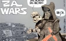 ZA Wars: The Force Awakens