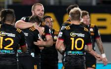 A gutsy come from behind performance by the injury-depleted Chiefs has seen them come away from with a win over the Blues for their first win of the Investec Super Rugby season. Picture: @ChiefsRugby/Twitter