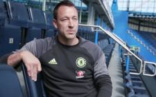 Chelsea captain John Terry has called time on his playing career at stamford bridge. PIcture: screengrab/CNN