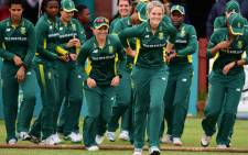 Proteas Women bagged a 36-run win over Ireland in the ICC Women's World Cup Qualifier 2017. Picture: @OfficialCSA.