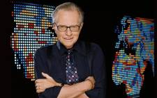 Larry King. Picture: Larry King/Twitter.
