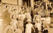 An Afrikaner family from the 1930s. Picture: Supplied by Jaco Greeff