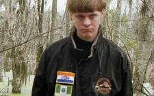 FILE: Charleston shooter Dylann Roof. Picture: Twitter.