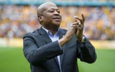 Kaizer Chiefs football manager Bobby Motaung. Picture: @KaizerChiefs/Twitter