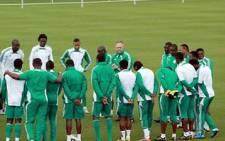 Nigeria soccer team. Picture: EWN.