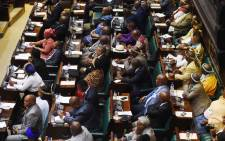FILE: Dignitaries and guests attending the debate in the National House of Traditional Leaders in Parliament. Picture: GCIS