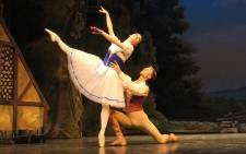 St Petersburg Ballet performing Giselle at the Teatro, Monte Casino, Johannesburg. Photo: Louise McAuliffe/EWN Contributor