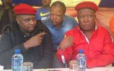 EFF was officially issued with a registration certificate by the IEC on Monday. Picture: Lesego Ngobeni/EWN