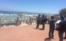 FILE: Approximately 1,100 law enforcement officials have been deployed at major beaches in the Western Cape. Picture: Masa Kekana/EWN.