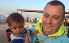FILE: Henning appeared in a video released by IS last week, which showed the murder of another Briton, David Haines