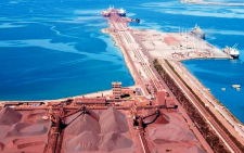 FILE: Saldanha is South Africa's deepest natural port. Picture: Transnet.