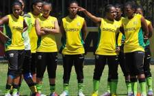 Banyana Banyana players in training. Picture: Facebook.com