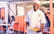 Letlhogonolo Motseeng, the owner of Moja Chicken. Picture: vutivibusiness.co.za