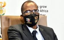 Deputy Finance Minister David Masondo. Picture: @TreasuryRSA/Twitter