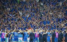 Iceland looked the better team in just about every aspect of the game. They beat England 2-1 on 27 June, 2016. Picture: Twitter @UEFAEURO.