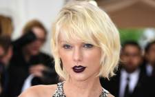 Taylor Swift at the 2016 Met Gala. Picture: AFP.