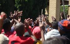 Thousands of university students across the country have been protesting against the proposed fee hike in their respective institutions. Picture: Andiswa Mkosi Primedia