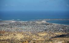 FILE: Aerial View of Kismayo, South Somalia. Picture: United Nations Photo.