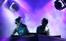 Electronic duo Daft Punk will perform with Stevie Wonder at the Grammy Awards on 26 January. Picture: Twitter.