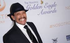 Picture: Actor Danny Trejo. Picture: AFP