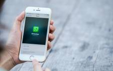 FILE: The tech giant informed WhatsApp users earlier this year that they had to consent to a new data-use policy to continue using the messaging service. Picture: 123rf.com