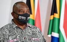 FILE: President Cyril Ramaphosa. Picture: GCIS.