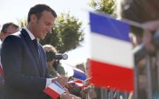 FILE: Macron said last month he wanted to start afresh as France embarks on a delicate and costly recovery from its coronavirus slump. Picture:AFP