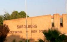 Sasolburg High School in the Free State. Picture: Facebook