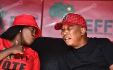 EFF leader Julius Malema visited Senekal in the Free State ahead of local government elections in November. Picture: Twitter
