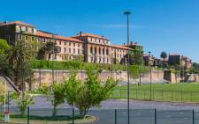 FILE: The University of Cape Town's upper campus. Picture:123.com