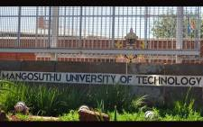 The Mangosuthu University of Technology. Picture: MUT Facebook page