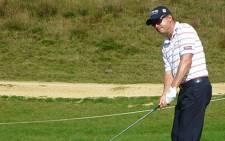 Professional South African golfer Tjaart van der Walt. Picture: Wikipedia.