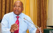 FILE: Former President Jacob Zuma. Picture: The Presidency.