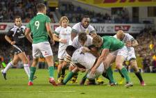 Ireland produced a historic victory against the Springboks at Newlands on 11 June 2016. Picture: Aletta Harrison/EWN