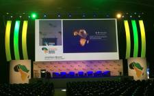 Mining Indaba in Cape Town. Picture: @MiningIndaba_JM.
