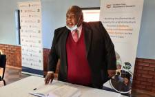 Northern Cape Education MEC Ntsikelelo Maccollen Jack. Picture: Northern Cape Department of Education/Facebook