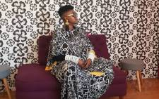 Palesa Mokubung, South African fashion designer. She is the founder and creative director of the Mantsho label. Picture: Facebook.