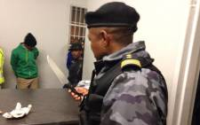 Officials are clamping down on vandals, cable thieves and commuters transporting drugs and weapons on 17 August 2015. Picture: @CapeTownTrains