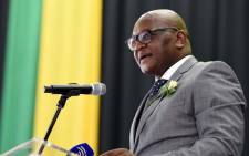 FILE: David Makhura. Picture: Dirco.