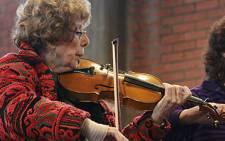 Violinist. Picture: EWN
